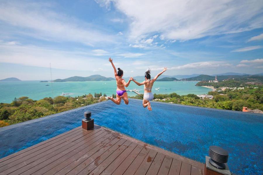 phuket villas withpool